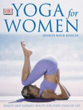 Yoga for Women (Yoga for Living), Shakta Kaur Khalsa, Good Book