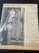71-5 Ephemera 1957 Picture Faversham And Thanet Co Op Margate Sales Women Show