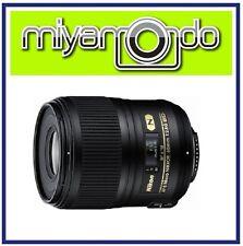 Nikon AF-S Micro 60mm f/2.8G ED Lens