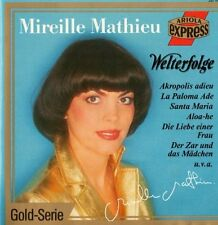 Mireille Mathieu Welterfolge (16 tracks, 1987, BMG/AE) [CD]