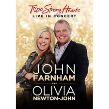 JOHN FARNHAM/OLIVIA NEWTON-JOHN TWO STRONG HEARTS LIVE DVD ALL REGIONS NTSC NEW