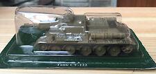 "DIE CAST TANK "" TANK SU - 122 "" EAGLEMOSS URSS SCALA 1/72"