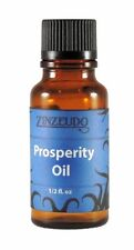 Prosperity Oil Zinzeudo Magick Spell Wicca Witch Money Wealth Abundance 1/2 oz