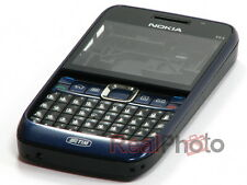 GENUINE HOUSING NOKIA E63 BLUE COVER