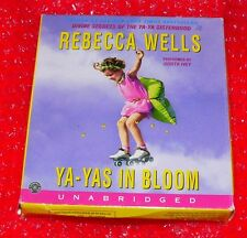 Audio CD  Rebecca Wells  Ya-Yas in Bloom  unabridged   Harper Audio