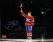 Brendan Gallagher Montreal Canadiens Signed Autographed Torch 8x10