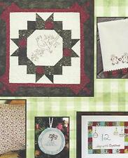 The Christmas Cheer Collection quilt patterns by Sheri Falls of This & That