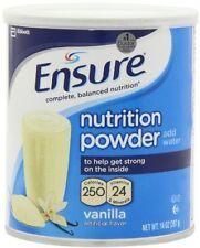 Ensure Nutrition Drink Powder, Vanilla Flavor, 14 Oz Can (397 G)