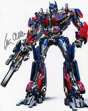 Peter Cullen - Optimus Prime - Transformers - Signed Autograph REPRINT