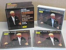 EUGEN JOCHUM Bruckner The Complete 9 Symphonies 9-CD (DG 429 079-2) PMDC Germany