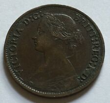 GB Farthing Victoria 1873