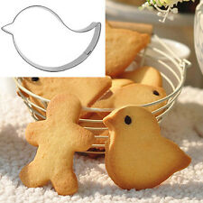 Bird Cookies Cutter Mould Cake Decorating Biscuit Jelly Pastry Baking Mold DIY