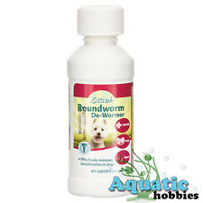 Excel Roundworm De-Wormer Dog 4 oz 118 ml Effectively Removes Roundworms 8 in 1