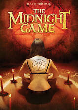 The Midnight Game DVD, Shelby Young, Renee Olstead, Spencer Daniels, Robert Roma