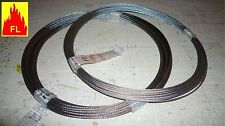 Stainless steel 316L Cable  Ø 4 mm rupt 1000 kgs (25 m)