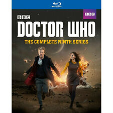 Blu-Ray DOCTOR WHO The Complete Ninth Series Season 9 NEW