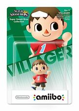 NEW - Villager No.9 amiibo (Nintendo Wii U/3DS) 0045496352448