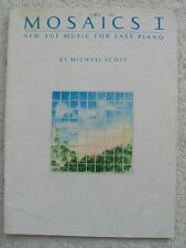 Michael Scott Mosaics I New Age Music for Easy Piano Unmarked