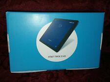 "New INBox ZTE TREK 2 HD K88 A&T Unlocked Wi-Fi -16GB 8"" Tablet Black  New!"