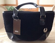 NWT The Sak Black Bag