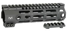 "Midwest Industries MI-G3M9 M-Series Free Float Handguard 9"" - Black"
