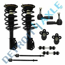 Brand New 10pc Complete Front Suspension Kit for 1998 - 2005 Buick Park Avenue