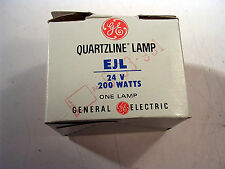 NEW  GE Projector Lamp  EJL  200 W   24V