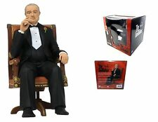 THE GODFATHER MOVIE ICONS DON VITO CORLEONE PVC STATUE FIGURE SD TOYS 15cm