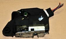 Land Rover Freelander driver right O/S front door lock latch catch / solenoid