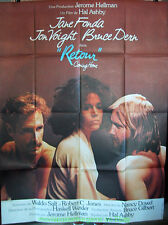COMING HOME MOVIE POSTER French 47x63 JANE FONDA JON VOIGHT