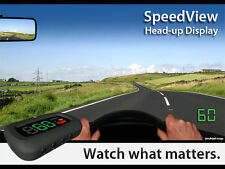 HUD speedometer MPH KMH Secondary Speedo Driving School Simple to fit  NOT GPS