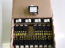 20 Stück Schalter Ein Aus  Wippschalter Geräteschalter 240 Volt 8 Amp. Schurter