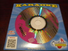 CHARTBUSTER 6+6 KARAOKE DISC 40011 WHITNEY HOUSTON CD+G POP MULTIPLEX SEALED