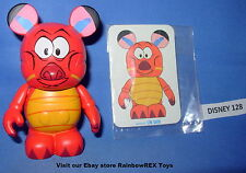 "DISNEY VINYLMATION 3"" ANIMATION SERIES 1 MUSHU MULAN with CARD"