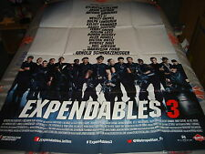 AFFICHE   STALLONE / STATHAM / EXPENDABLES 3