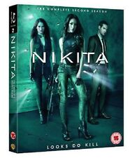 Nikita Complete 2nd Season Dvd Maggie   NEW SEALED FREEPOST