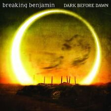 BREAKING BENJAMIN DARK BEFORE DAWN CD - NEW RELEASE JUNE 2015