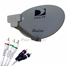 DIRECTV SMW3 SWiM SL3 HDTV Satellite Dish Kit RV Mobile Portable TAILGATE SWM 3