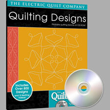 QUILTMAKER QUILTING DESIGNS Volume 5 Software NEW CD