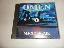Cd  Omen-the Story Continues von Magic Affair (1994)