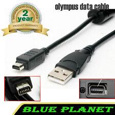 Olympus Mju-760 / Mju-770 SW / Mju-780 / Mju-790 SW USB Cable Data Transfer Lead