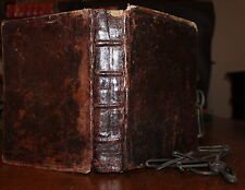 1671 Chain Library Book Works Rev John GREGORY Assyrian Monarchy RARE Original