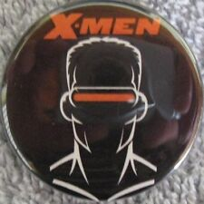 New Licensed Marvel  Comic Cyclops Xmen  Pin Button Badge