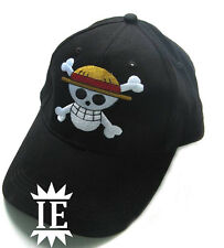 ONE PIECE CAPPELLO berretto hat plush hut cosplay baseball cappellino cap rufy