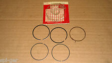 1987 GSXR50 Gag Suzuki New Genuine 0.5 OverSize Piston Ring Set 12140-09410-050