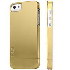 Coque Skech série Shine coloris or pour Apple iPhone 5s