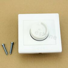 Adjustable 220V Controller LED Dimmer Switch For Dimmable Light Bulb Lamp