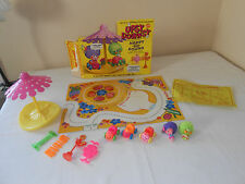 Complete-Vintage-Upsy-Downsy-Large-Merry-Happy-Go-Round-Set-Rare-1969 MATTEL