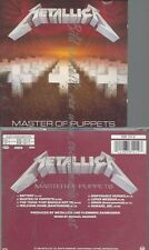 CD--METALLICA--MASTER OF PUPPETS
