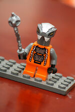 Lego Ninjago Snake Chokun with weapon from Set 9450